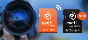 A Review of the EyeFi Mobi Card 2015 - Dallas, TX