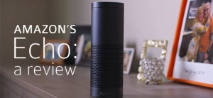 Amazon Echo Review - August 2015 - Internet of Things - Dallas, TX